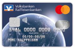 "Kreditkarten: Motiv ""Heimatplanet"""