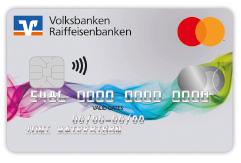 """Kreditkarten: Motiv """"Farbenspiel"""""""