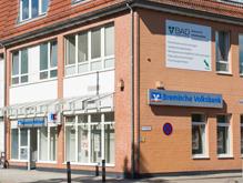 Bremische Volksbank eG, Geschäftsstelle Findorff, Hemmstraße 214, 28215 Bremen